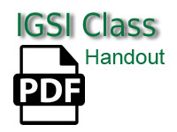 Class handout:  Update on Genealogy Websites